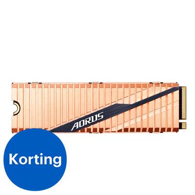Gigabyte AORUS NVMe Gen4 1TB SSD