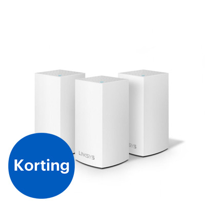 Linksys Velop Mesh WiFi System dual-band - Triple Pack