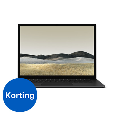 "Microsoft Surface 3 15"" i5 8GB 256GB Black/Aluminium"