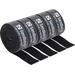 Sandberg Cable Velcro Strap 5-pack Kabelbinder - Zwart