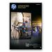 HP fotopapier: Advanced Photo Paper, glanzend, 60 vel, 10 x 15 cm randloos - Zwart, Blauw, Wit