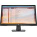 HP P22v G4 Monitor - Zwart