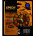 Epson inktcartridge: 27 DURABrite Ultra - Cyaan, Magenta, Geel