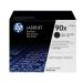 HP toner: 90X 2-pack zwart o.a voor LaserJet Enterprise 600, M602n & M603n/xh