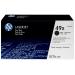 HP Q5949XD toner
