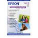 Epson Premium Glossy Photo Paper Papier