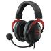 HyperX headset: Cloud II - Zwart, Rood