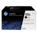 HP toner: 05A 2-pack zwart o.a voor LaserJet P2035 printer