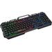 Sandberg IronStorm Keyboard UK - QWERTY Toetsenbord - Zwart