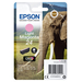 Epson inktcartridge: Singlepack Light Magenta 24 Claria Photo HD Ink - Lichtmagenta