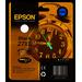 Epson inktcartridge: 27XL DURABrite Ultra - Zwart