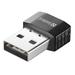 Sandberg Micro Wifi Dongle 650 Mbit/s Netwerkkaart - Zwart