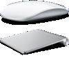 Mouse en Magic Trackpad